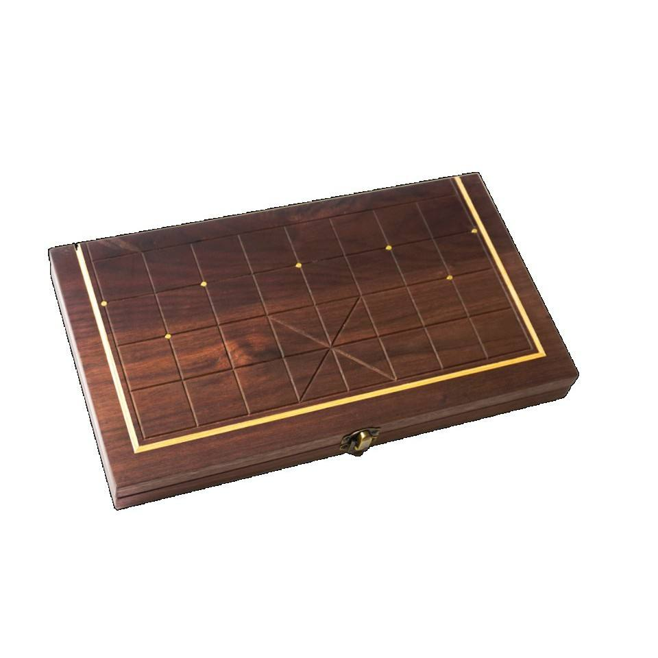 Luxury Wooden Chinese Chess Table Sets Game_ Vietnamese Handicraft Product_ Aaron Storage