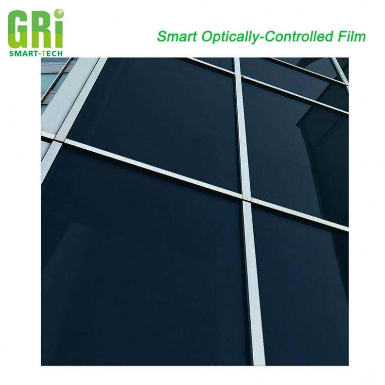 Commercial window solar film 99% uv blocking tinting glass anti-glare UV400 film