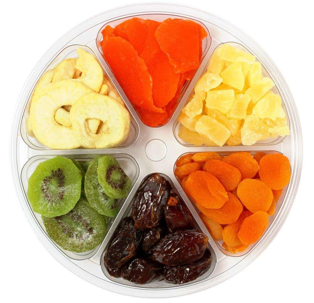 Dried Fruits ( Dates ,Papaya , Figs , Apple , Peach , Apricot )