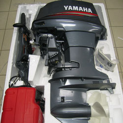 USED Yamahas 40HP 4 Stroke outboard Motor Engine