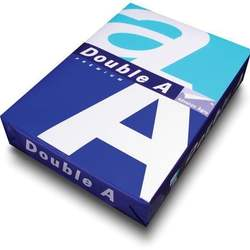 Double A A4 copy paper 80gsm 75gsm 70gsm , A4 copy paper for sale