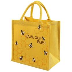 New Design Export Oriented Jute Shopping bag