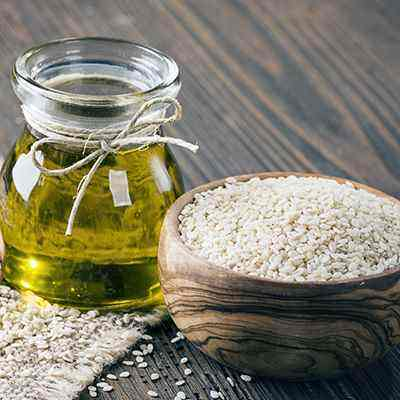 High Quality Refined Sesame Oil from India