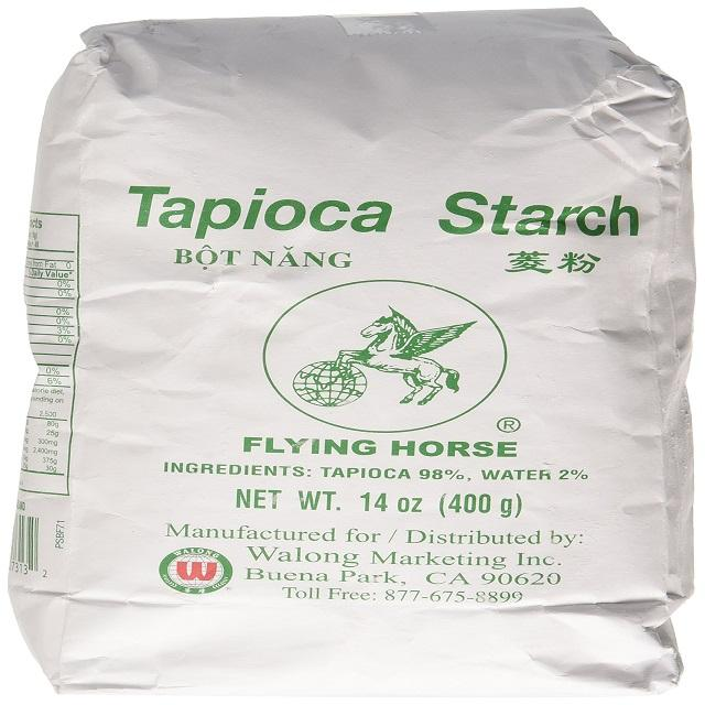 Tapioca starch/sago/starch derived products