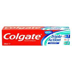 Top Quality Colgatee Toothpaste with Tripple Action Formula original Mint Flavor