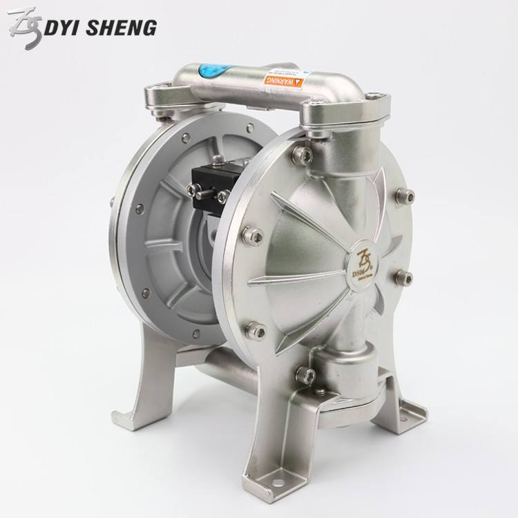 "3/4"" Air Operated SUS316 Food Grade Double Diaphragm AODD Pump"