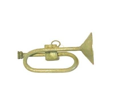 Christmas Trumpet Hanging Ornament Christmas Supply Tree Decoration