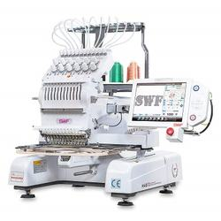 Hot Sales For New Original Well FUNCTIONAL SWF MAS 12-Needle Embroidery Machine