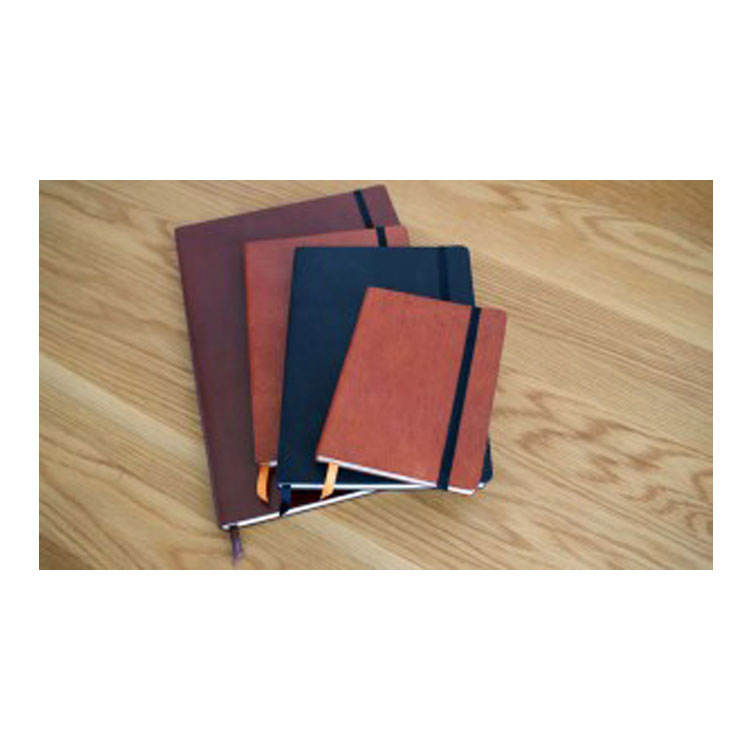 2020 New Arrival Top Quality Embossed Leather Bound Journals Notebook
