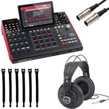 Buy 2 Get2 Free Akai Professional MPC X Standalone Music Production Center with Sampler and Sequencer