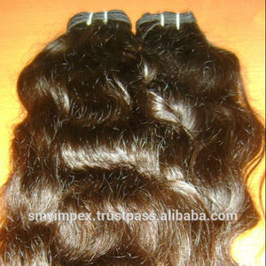 dropshipping virgin indian wavy jackson wave hair extension for black people