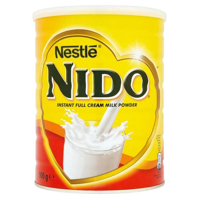 Nestle Nido Latte Disponibili