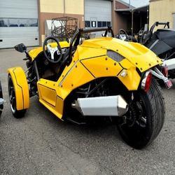 HOT SALE FOR Z-ZZTR Tri-ke RoadsterR 250CC 4 Valves 24 HP
