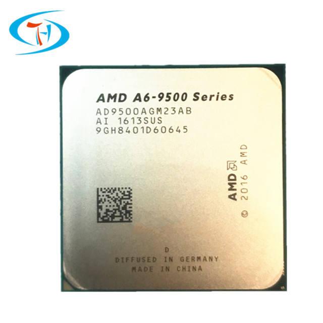 Amd A6 Series A6 9500 A6 9500 A6 9500b 3 5 Ghz Dual Core Cpu Processor Ad9500agm23ab Ad950bagm23ab Socket Am4