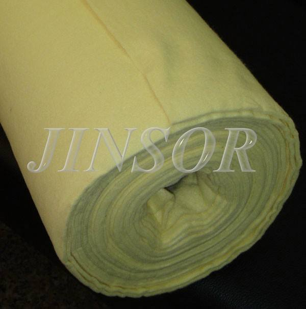 cut proof kevlar aramid fiber Felt
