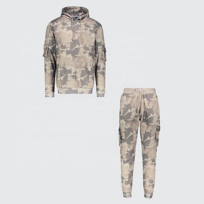 Brand Sportswear Mens Sublimation Tracksuit Sporting Fitness Clothing男性ジャージ
