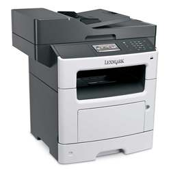 MX510DE BLACK AND WHITE MONOCHROME LASER MULTIFUNCTION PRINTER FAX COPIER SCANNER