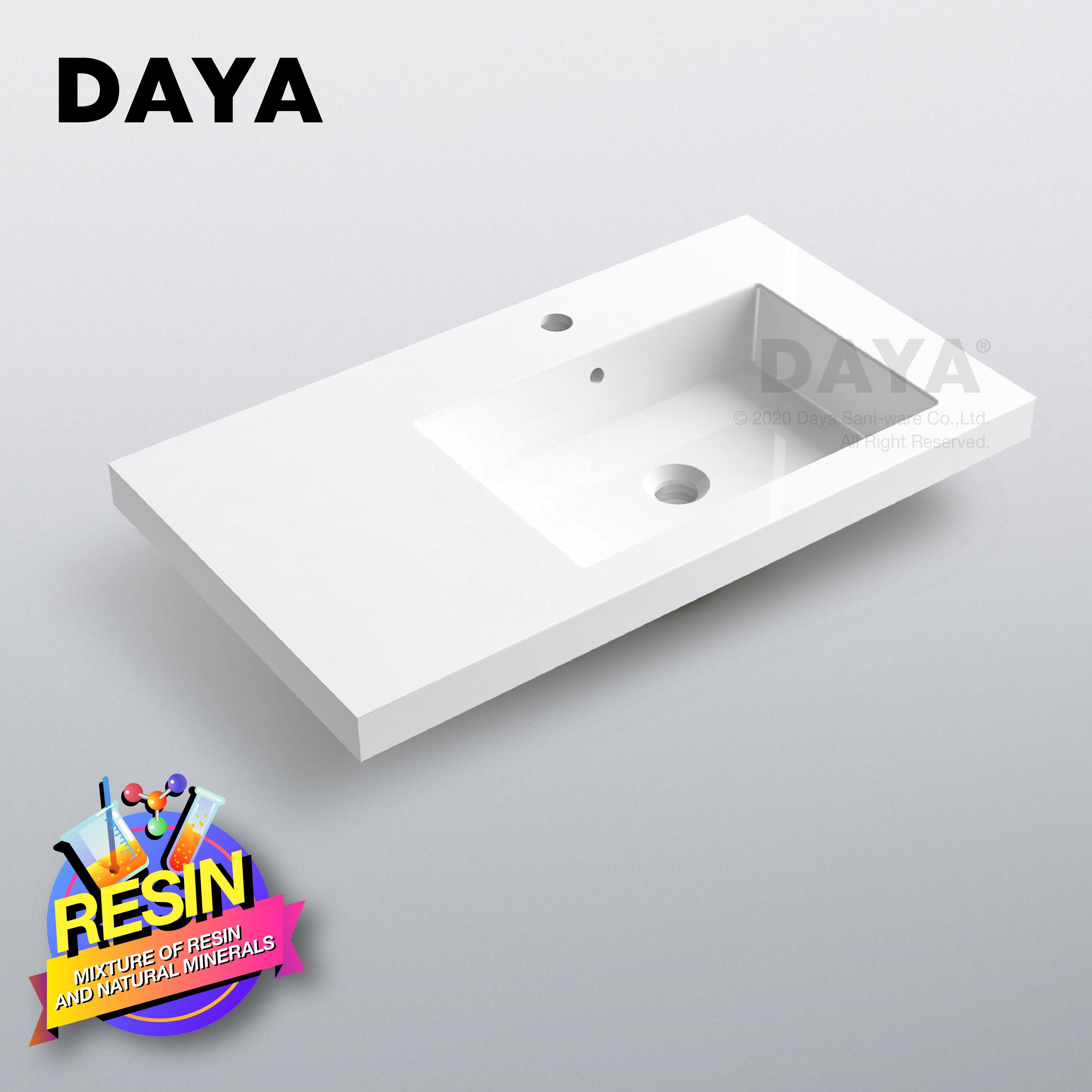 Original single sink vanity porcelain resin basin basins wash bathroom ceramic home hotel restaurant