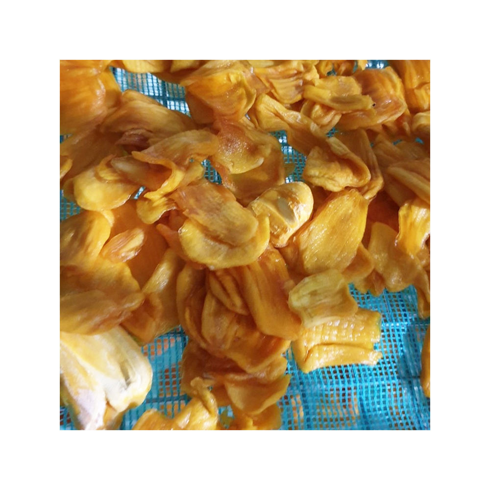Best dry fruits best vacuum freeze dried jackfruit food brand for health from Vietnam