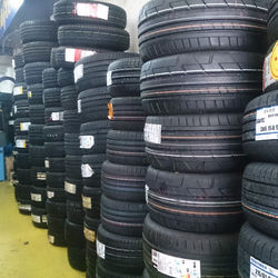 Used Tyres From Europe