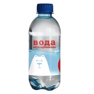 Bottled 0.33L Drinking Water