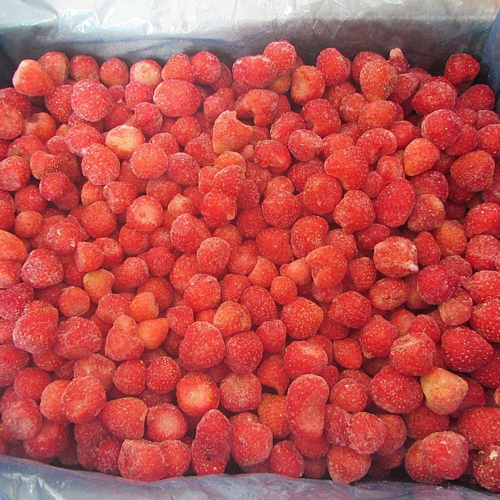 IQF Helicious Frozen Strawberry / Grade A