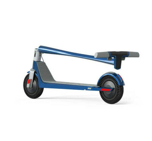 OG AFFORDABLE OFFER FOR Unagi E450 V3 Dual Motor Electric Scooter - Cosmic Blue - 18mph - Easy Folding