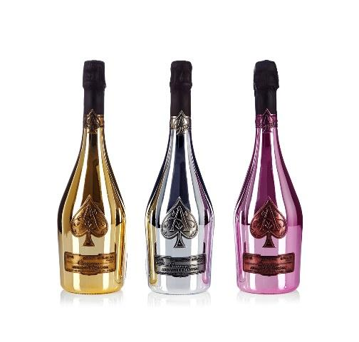 Armand de Brignac Gold 6x75cl (Champagne) All