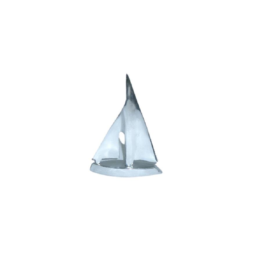 OFFICE & HOME DECORATION ALUMINIUM SHIP SCULPTURE