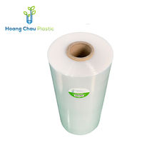 Best Quality High Durability Large Bulk Custom Print Pe Protective Stretch Film