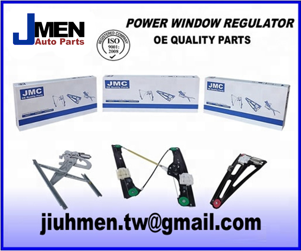 Genuine Honda 72250-SV2-A11 Power Window Regulator Assembly