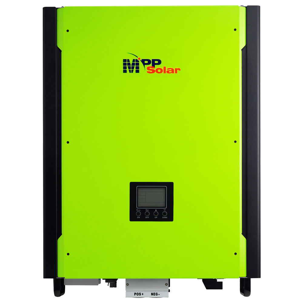 Hybrid 10kw 3 phase Solar power inverter Grid tied off grid solar inverter with battery back up max PV 14.5kw