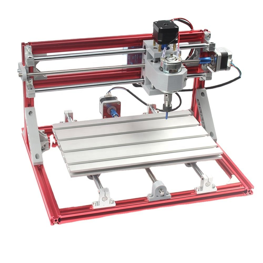 DIY Hobby desktop GRBL 3018 Laser Engraver Wood CNC Engraving Router Machine for Wood PCB PVC