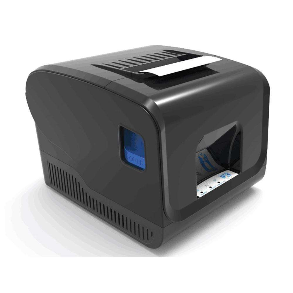 80 mm POS Thermal Receipt Printer with USB+Serial+LAN for Medical Machine