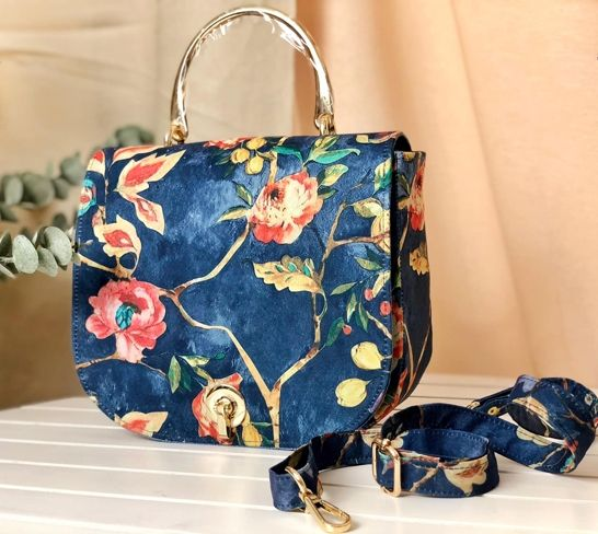 Well-designed handmade hand bag fabric hand bag fashion for ladies /women