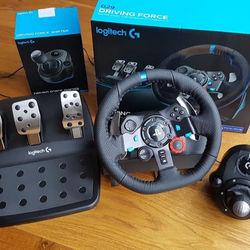 Brand New Original Logitech G29 Driving Force Racing Wheel READY TO SHIP