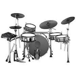 NEW Roland-V-Drums TD-50KV-S Bundle 6-Piece Electronic Drum Kit With Extra PD-108-BC Pad And Mount Original