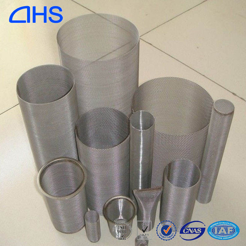 Pipe Filter Support Spiral Tube