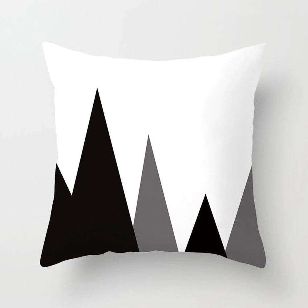 Best seller 100% cotton Geometric pattern Cushions OEM offered