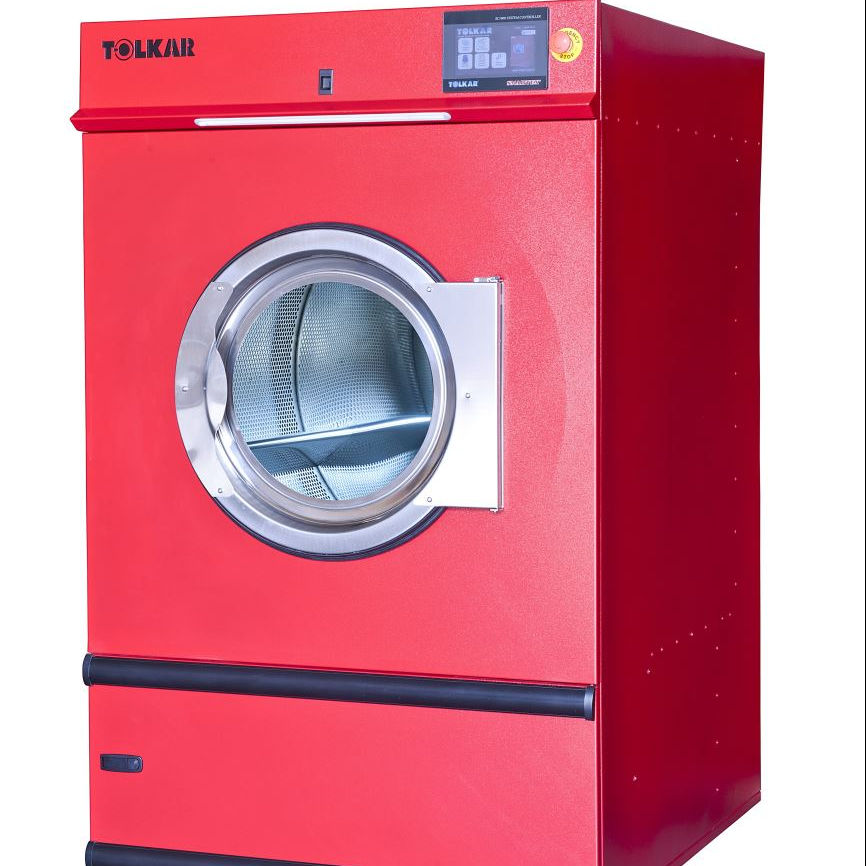 TOLKAR Carina 10kg, 15kg, 20kg, 30kg, 40kg, 50kg, 60kg, 75kg, 110kg, 135kg, 200kg, 250kg SUSTAINABLE INDUSTRIAL Automatic Dryer