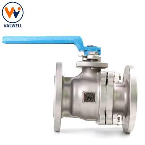 Metal Seated 2 3 inch Stainless Steel Ball Valve
