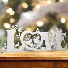 Love Candle Holder - Tea Light  Valentines Day