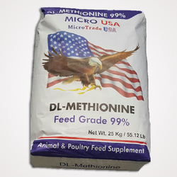 Cheap Poultry Feed Methionine/DL Methionine Feed Grade 99%
