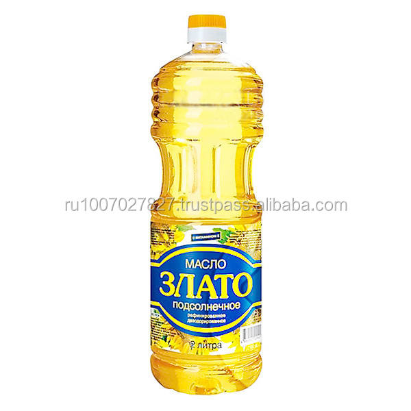 Zlato Sunflower Oil