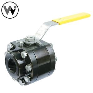 Reduced Bore High Pressure Temperature Ball Valve