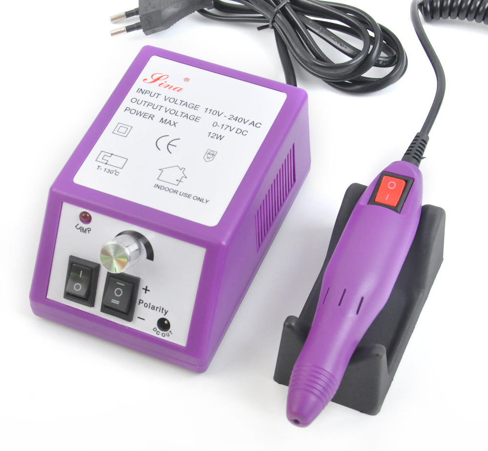 Factory price Wholesale Electric Nail Drill and File For Nail Salon DM-14