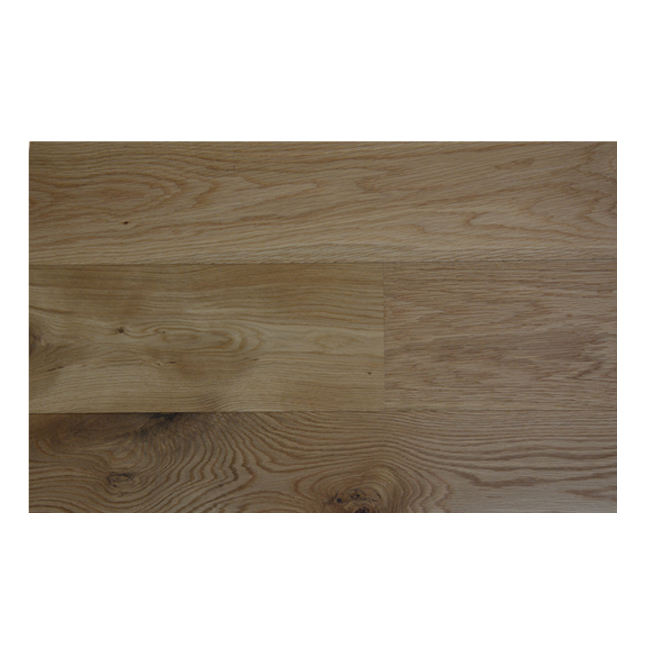 Premium Quality European OAK Lightly Smoked Wood Flooring
