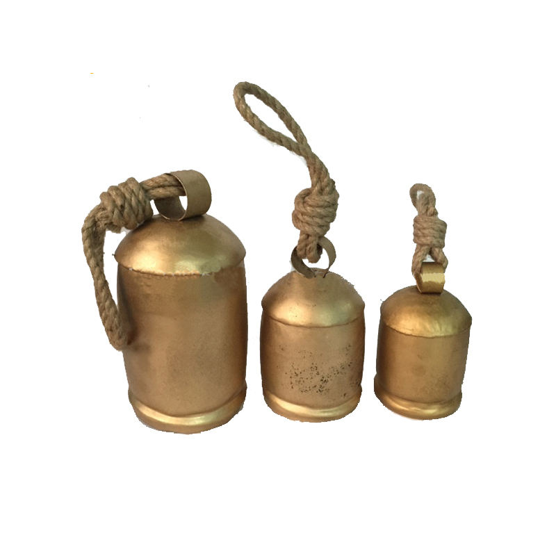 Cow Bell Iron Metal Bells Harmony Bell, Animal Accessories