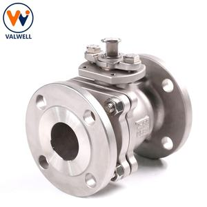 1 1.5 2 3 4 5 6 8 inch High Temperature Ball Valve