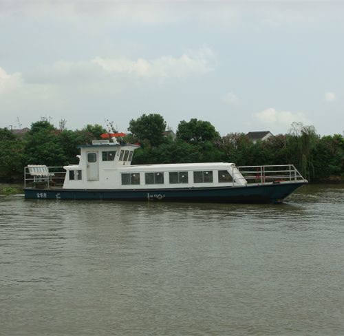 Tai Xin 15m passenger ship for sale 50 seats and cargo
